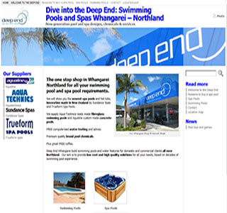 The deep end - Swimming pool maintenance auckland ...