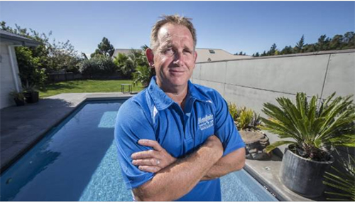 Mike Freeth PoolBuilder Nelson SI